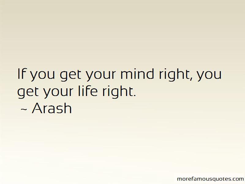 Arash Quotes Pictures 2