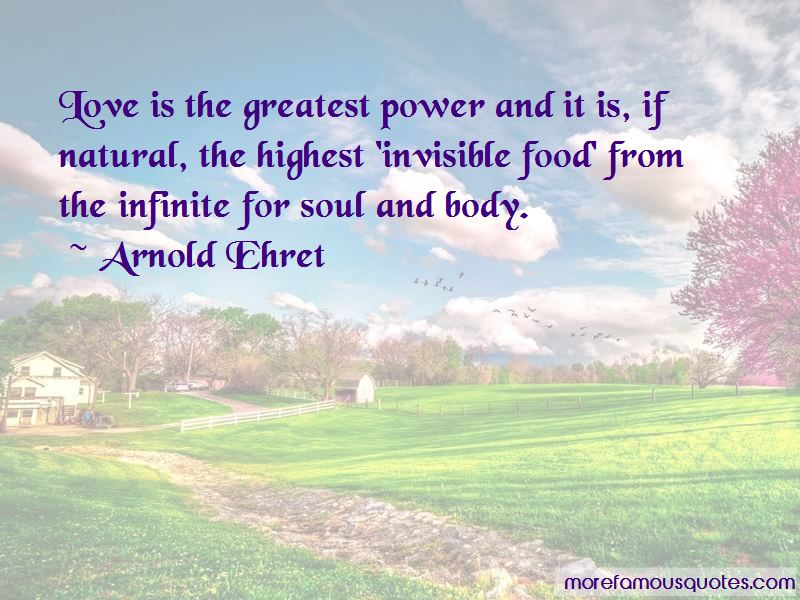 Arnold Ehret Quotes Pictures 3