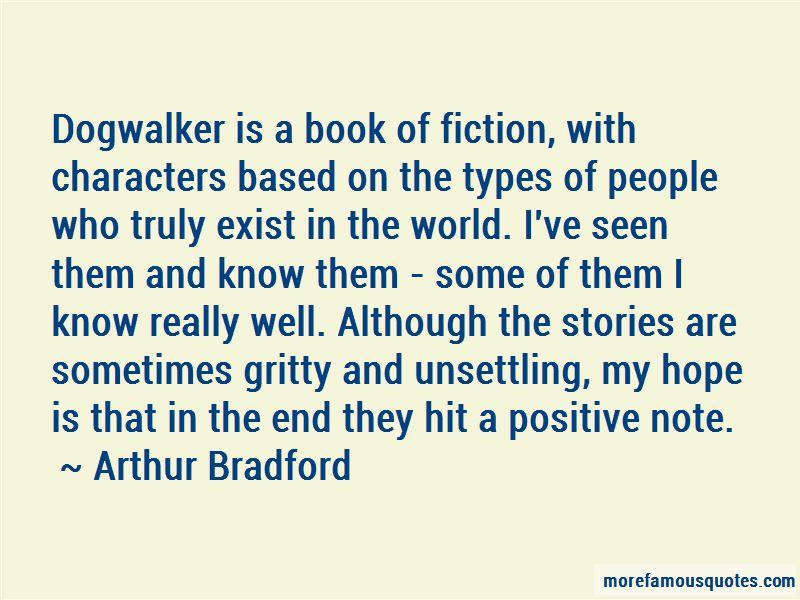 Arthur Bradford Quotes Pictures 4