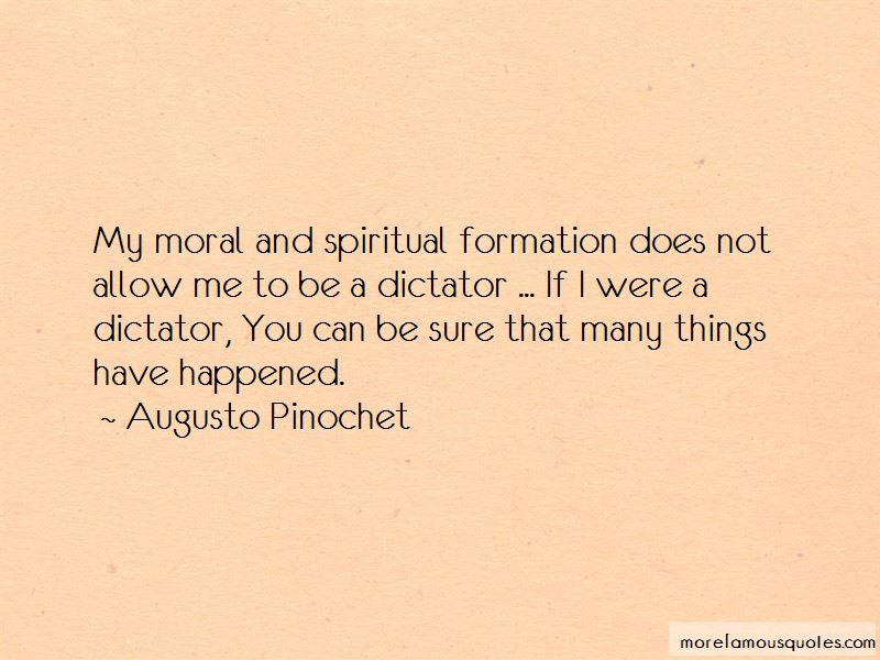 Augusto Pinochet Quotes Pictures 2