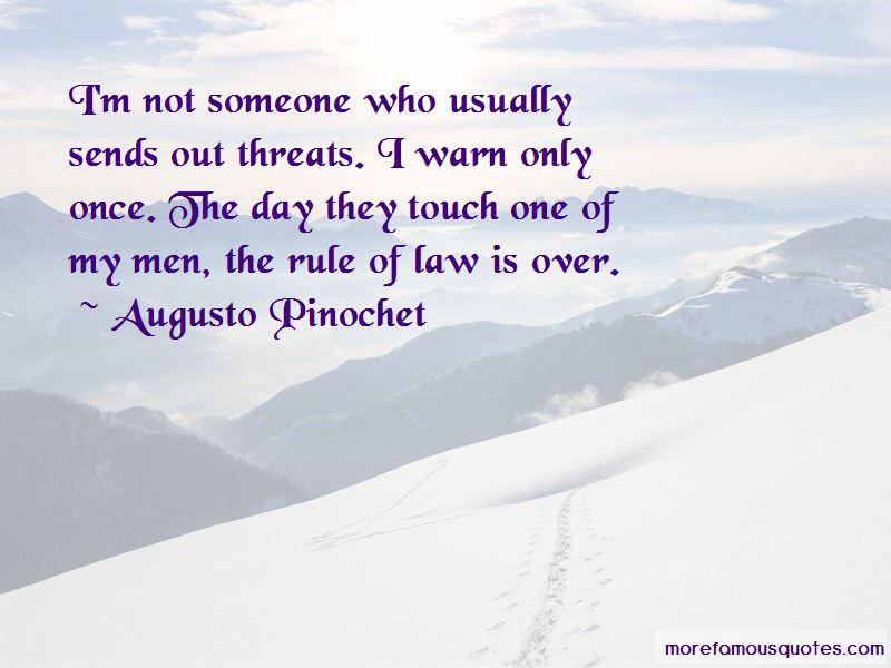 Augusto Pinochet Quotes Pictures 3