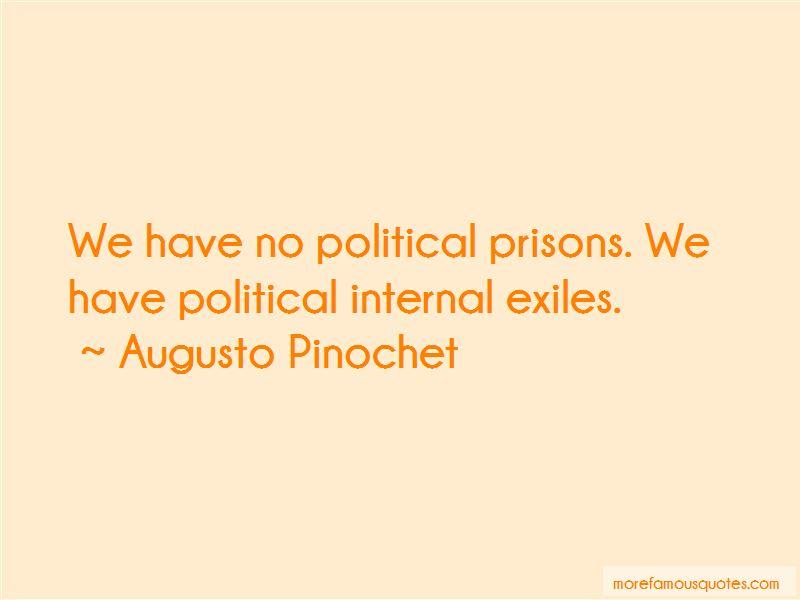 Augusto Pinochet Quotes Pictures 4