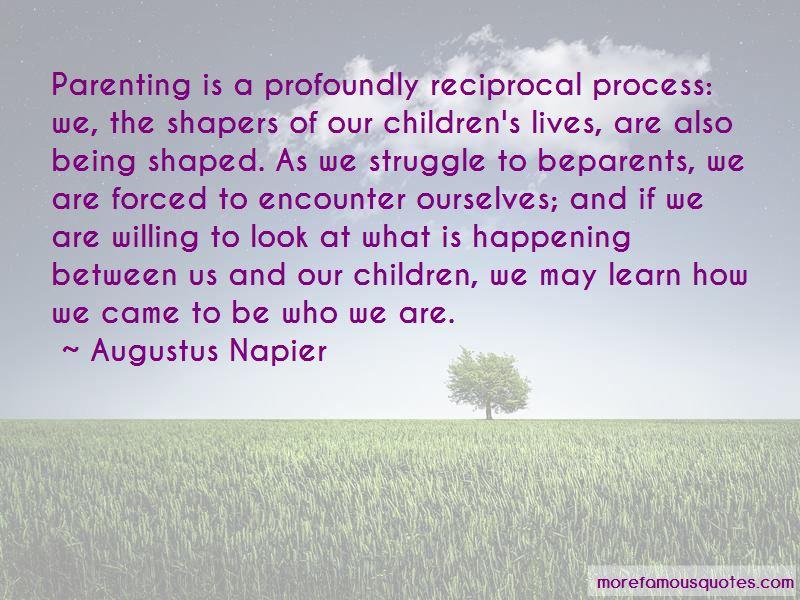 Augustus Napier Quotes Pictures 3