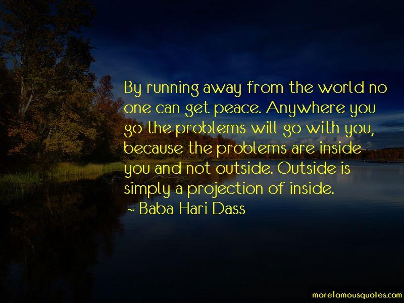 Baba Hari Dass Quotes