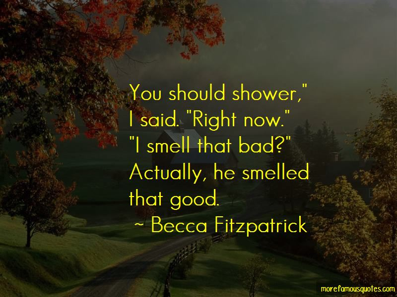 Becca Fitzpatrick Quotes Pictures 4