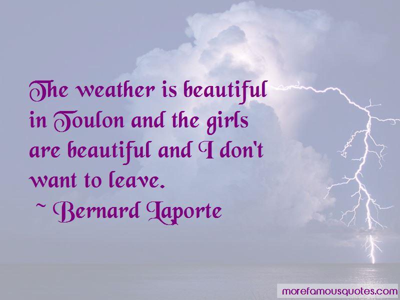 Bernard Laporte Quotes