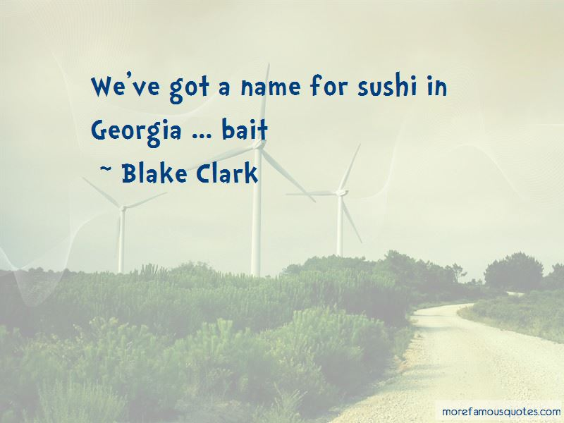 Blake Clark Quotes