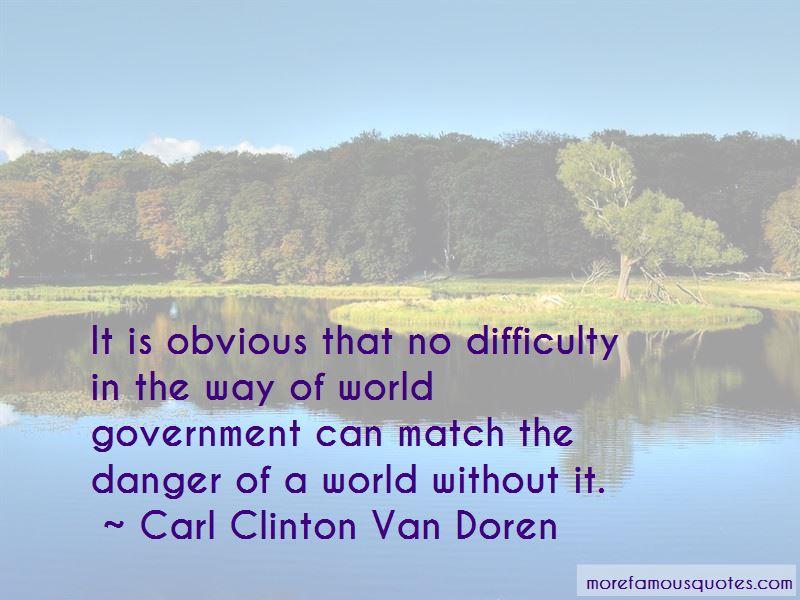 Carl Clinton Van Doren Quotes Pictures 2