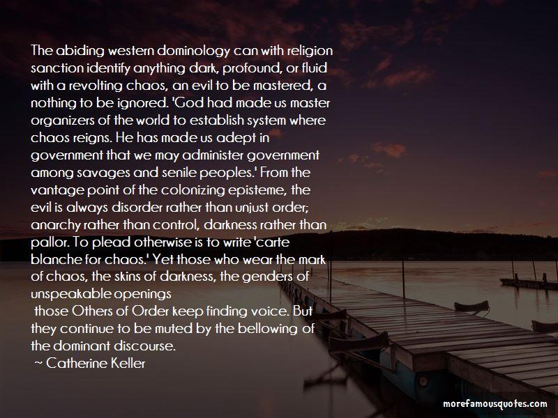 Catherine Keller Quotes