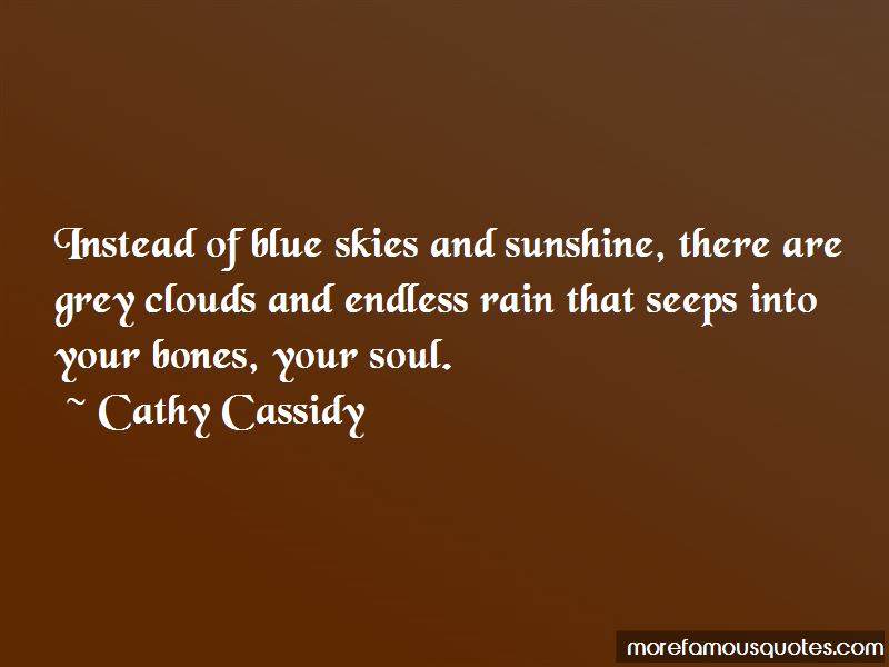 Cathy Cassidy Quotes Pictures 4