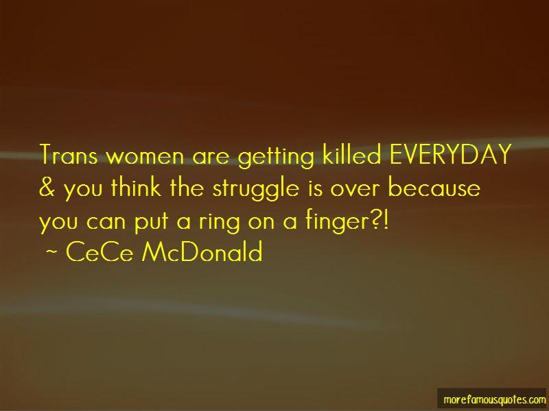 CeCe McDonald Quotes Pictures 2