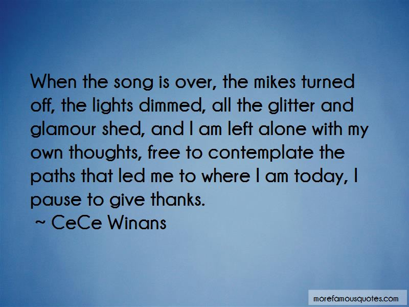 CeCe Winans Quotes Pictures 2