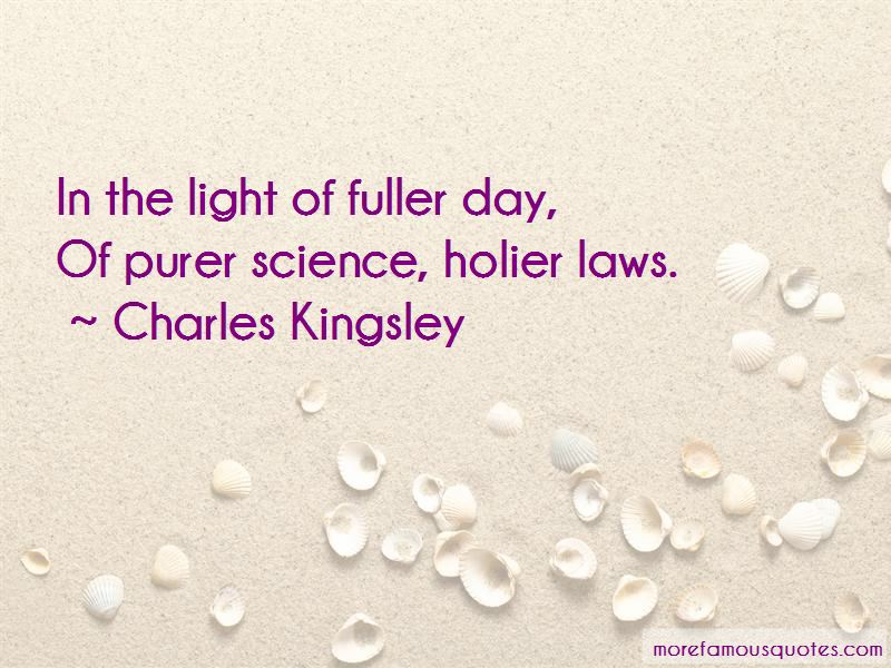 Charles Kingsley Quotes Pictures 2