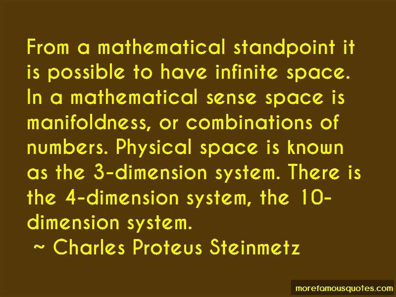 Charles Proteus Steinmetz Quotes Pictures 2