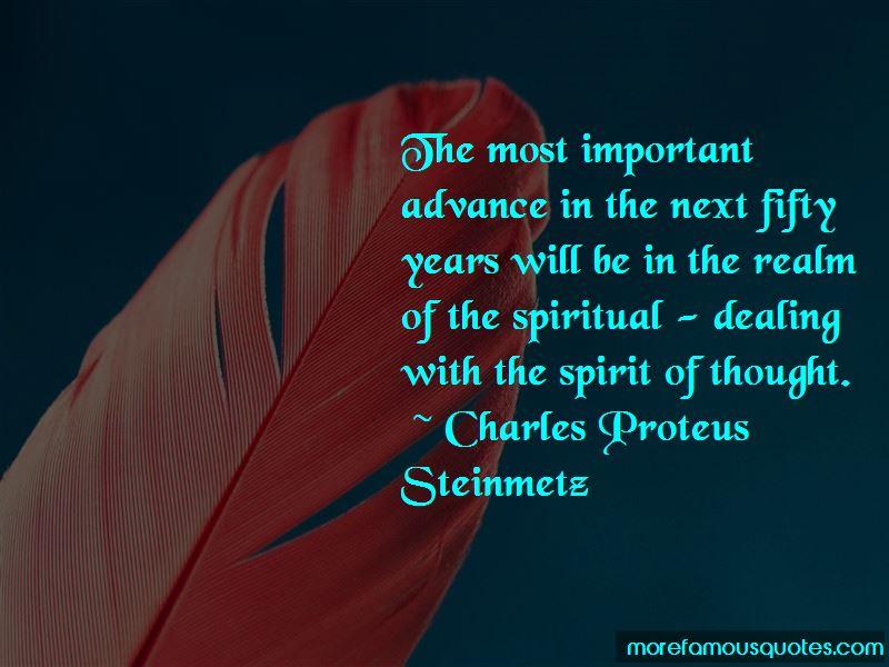 Charles Proteus Steinmetz Quotes Pictures 4