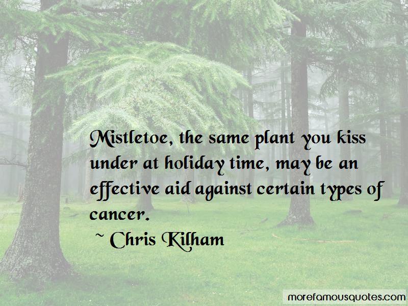 Chris Kilham Quotes