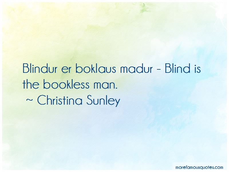 Christina Sunley Quotes Pictures 2