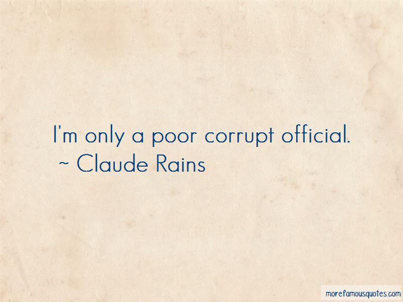 Claude Rains Quotes Pictures 4