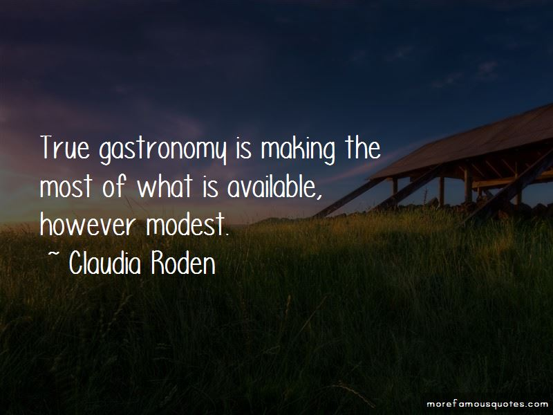 Claudia Roden Quotes Pictures 4