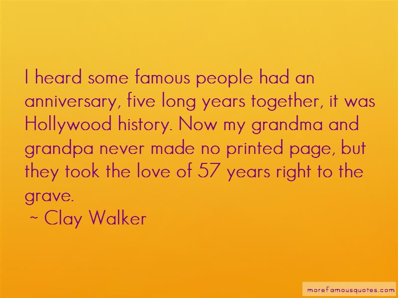 Clay Walker Quotes Pictures 3