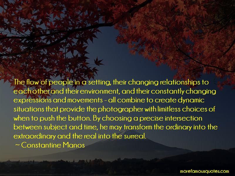 Constantine Manos Quotes Pictures 2