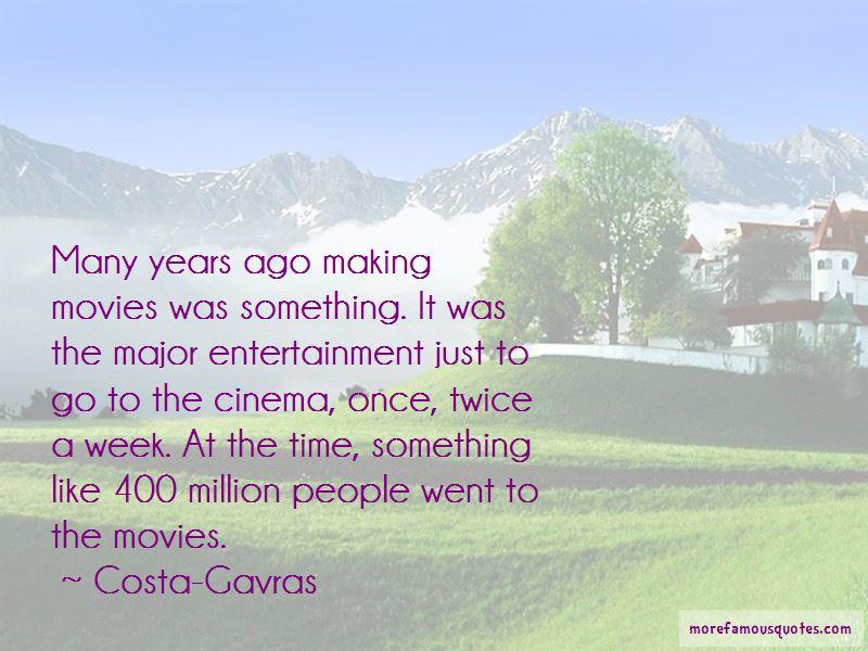 Costa-Gavras Quotes