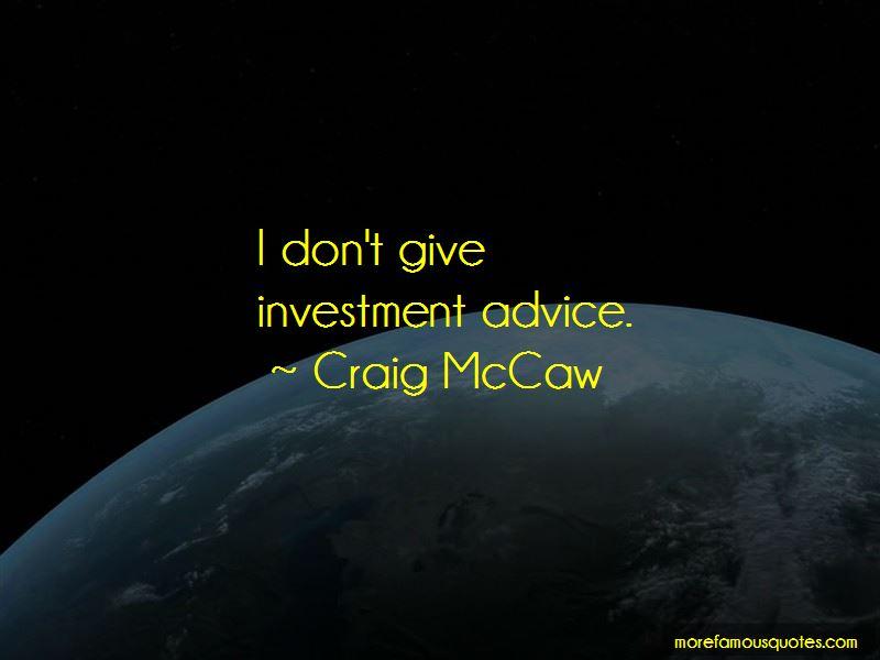 Craig McCaw Quotes Pictures 2
