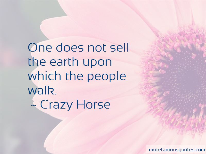 Crazy Horse Quotes Pictures 4