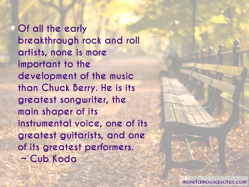 Cub Koda Quotes Pictures 3