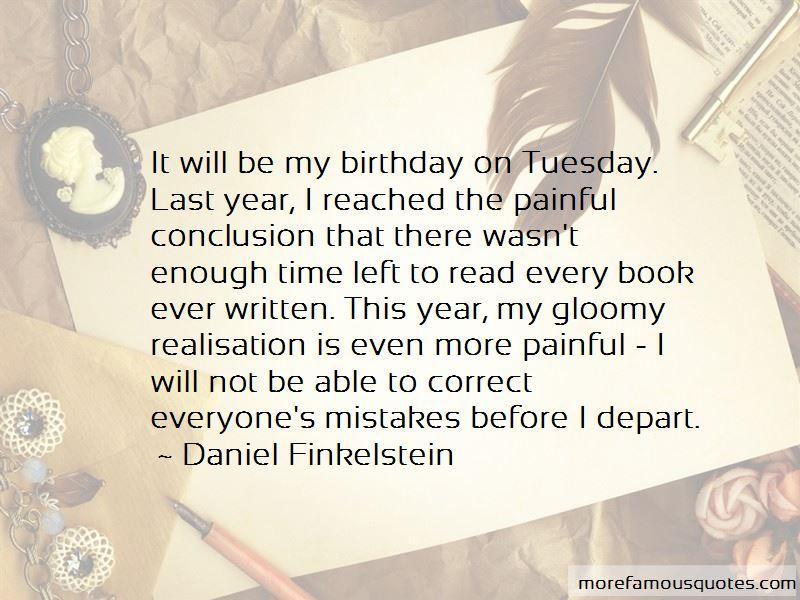 Daniel Finkelstein Quotes Pictures 3