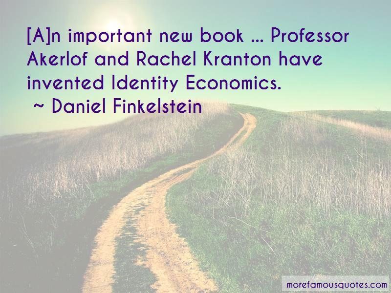 Daniel Finkelstein Quotes Pictures 4
