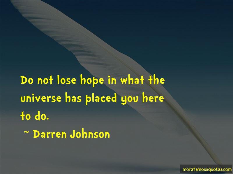 Darren Johnson Quotes Pictures 4