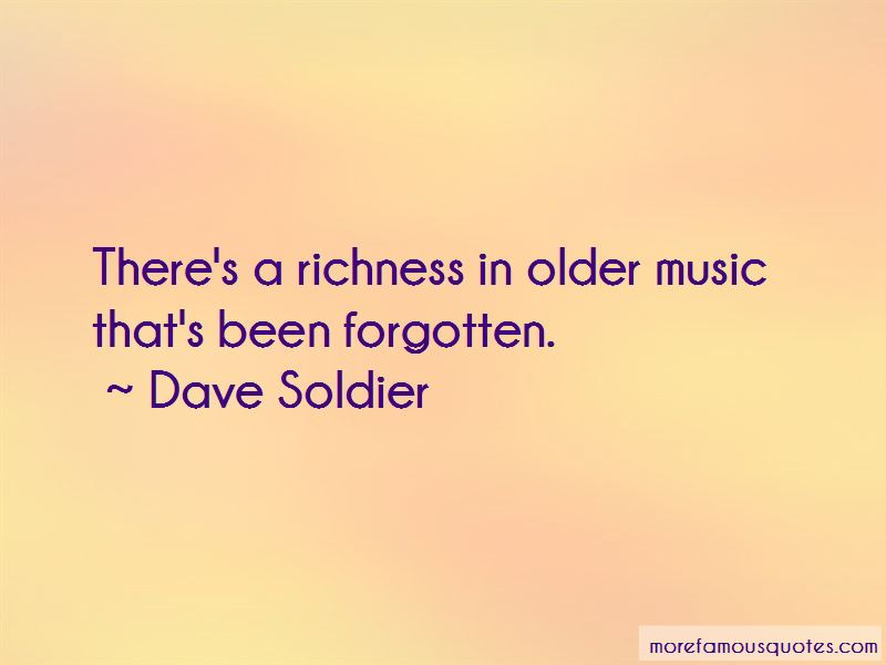 Dave Soldier Quotes Pictures 3