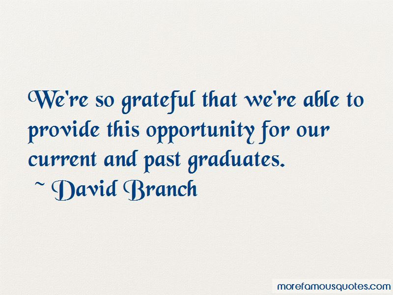 David Branch Quotes Pictures 2