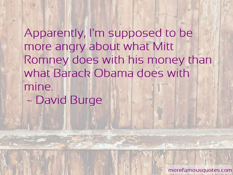 David Burge Quotes