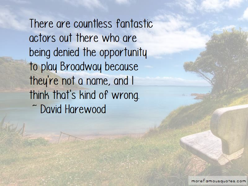David Harewood Quotes Pictures 3