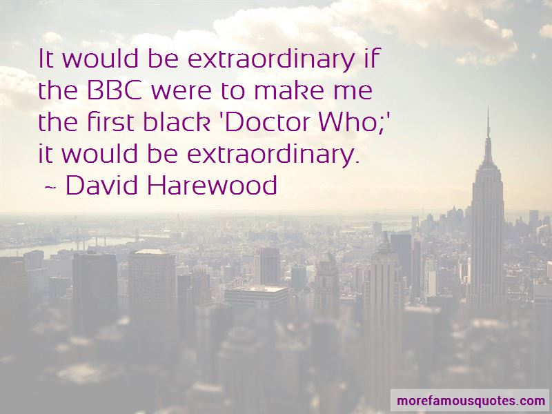 David Harewood Quotes Pictures 4