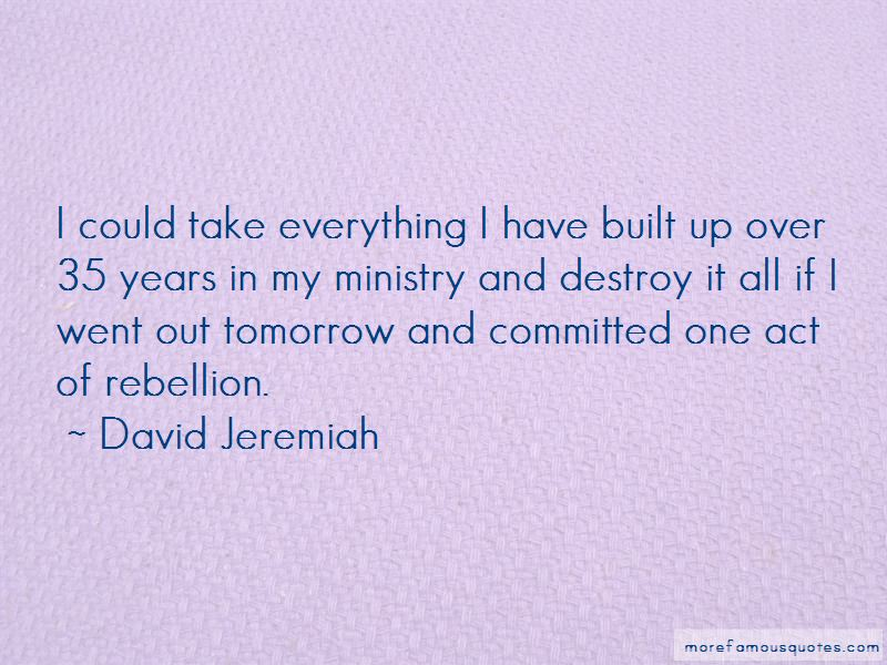 David Jeremiah Quotes Pictures 3