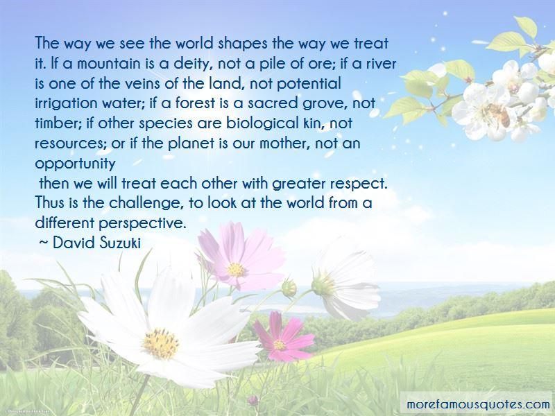 David Suzuki Quotes Pictures 2