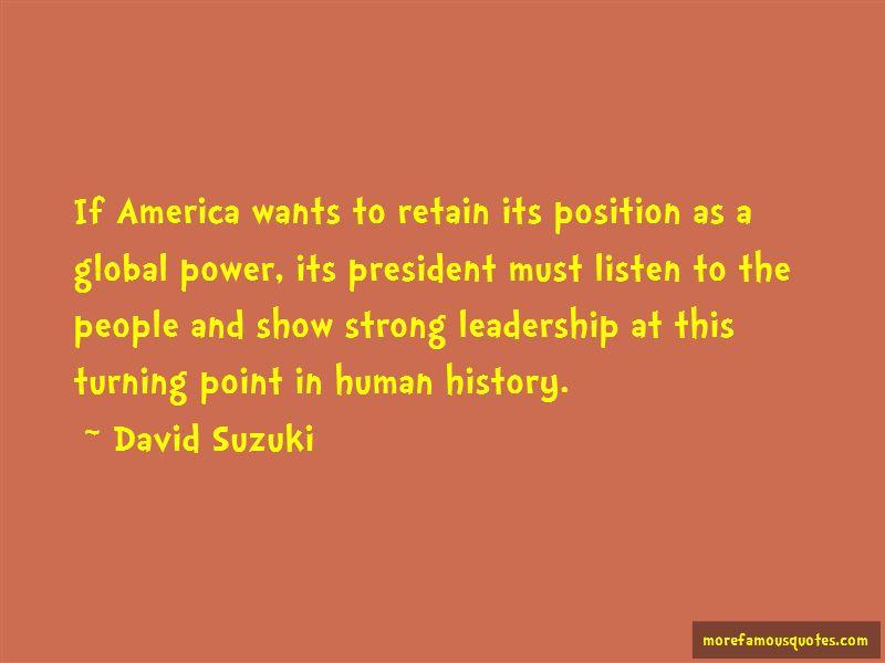David Suzuki Quotes Pictures 3