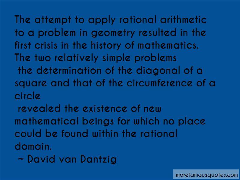 David Van Dantzig Quotes Pictures 2