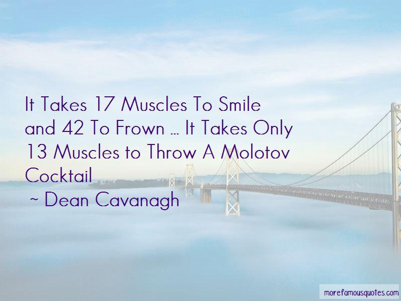 Dean Cavanagh Quotes Pictures 2