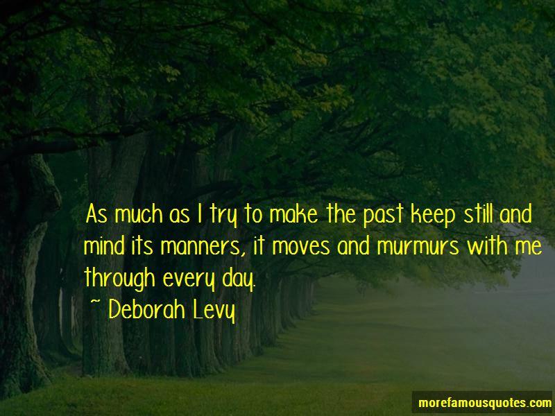 Deborah Levy Quotes Pictures 3