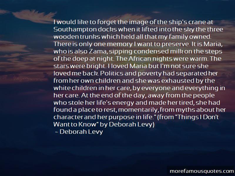 Deborah Levy Quotes Pictures 4