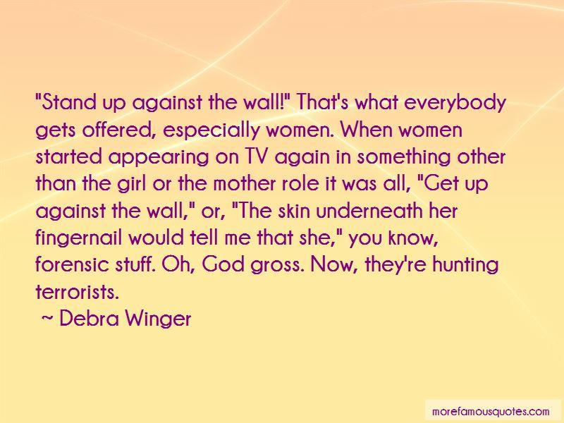Debra Winger Quotes Pictures 4