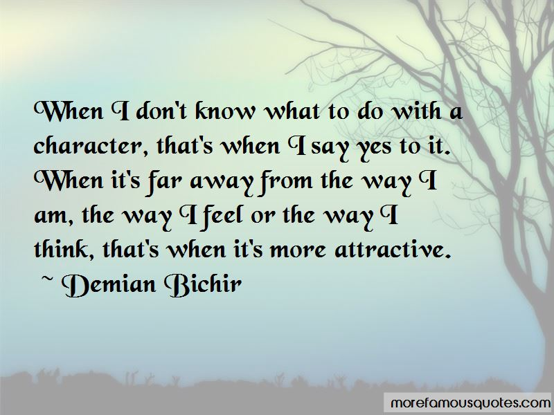Demian Bichir Quotes Pictures 3