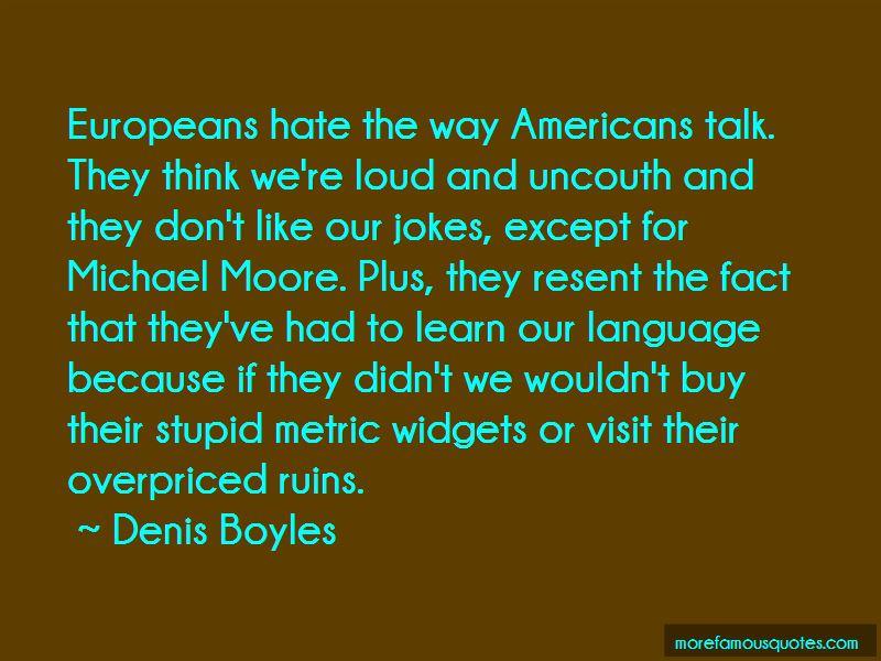 Denis Boyles Quotes Pictures 3