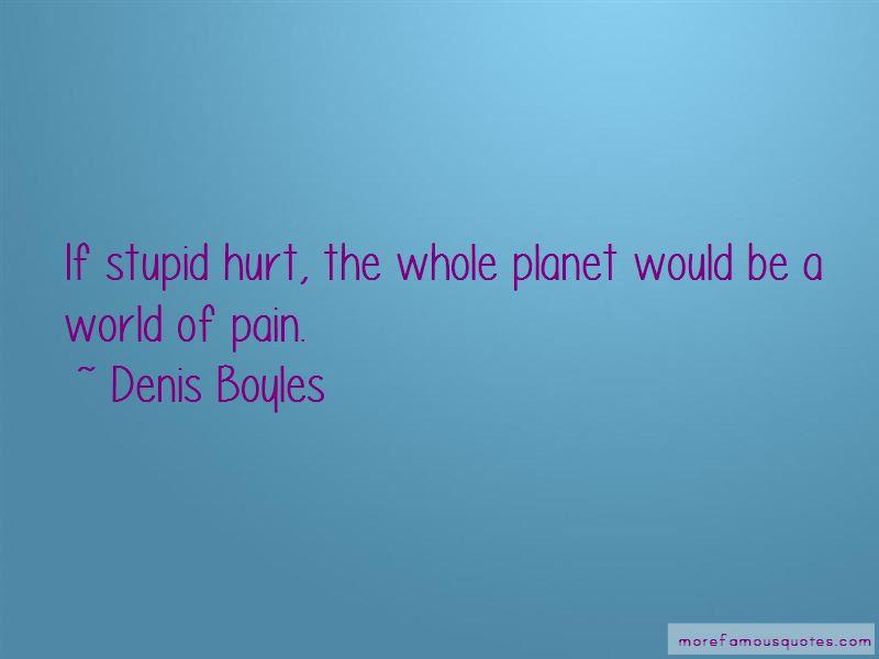 Denis Boyles Quotes