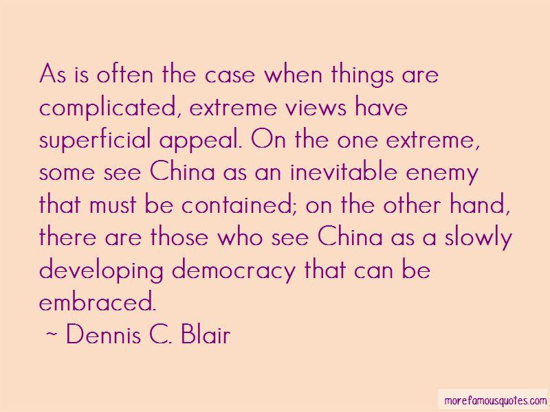 Dennis C. Blair Quotes Pictures 2