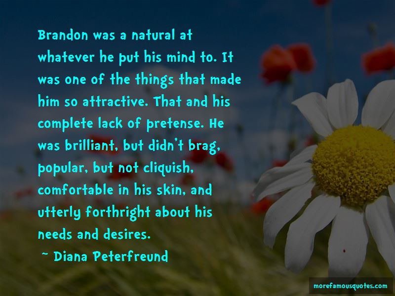 Diana Peterfreund Quotes Pictures 2